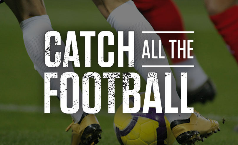 Watch Football at Stags Head