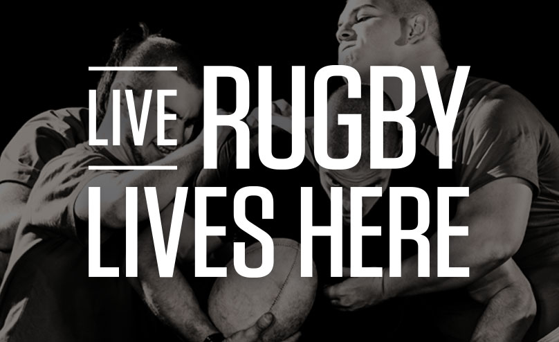 Watch Rugby at Stags Head