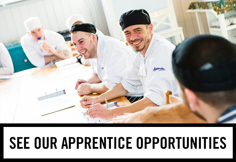 Apprenticeships at Stags Head