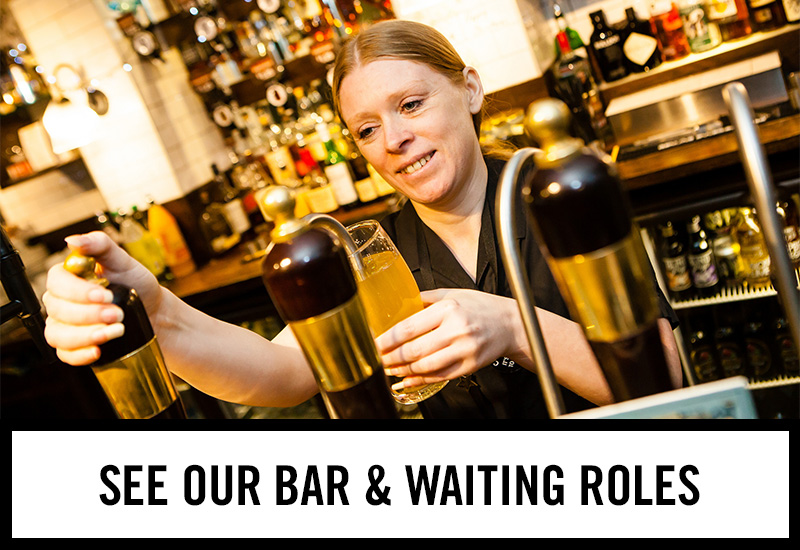 Bar roles at Stags Head