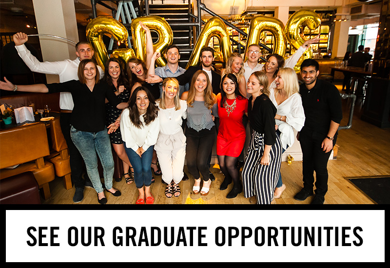 Graduate opportunities at Stags Head